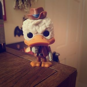 Funko Guardian's of the Galaxy Howard the Duck Pop